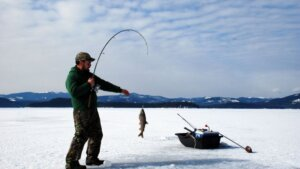 Best Rig for Ice Fishing Trout