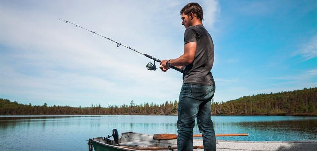 Salmon Steelhead Spinning Fishing Rods