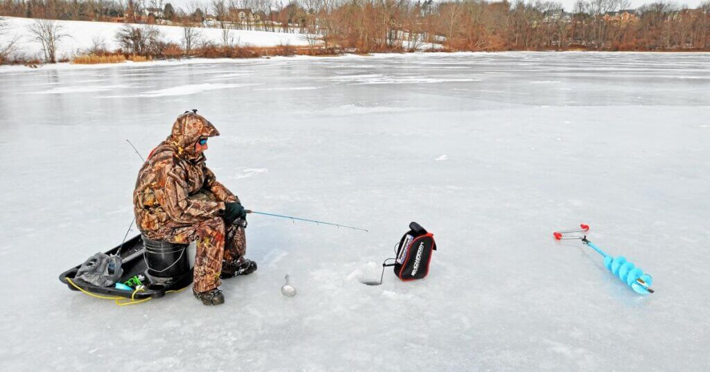 Tips and Techniques for Ice Fishing Trout