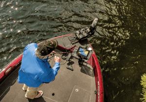 Best Fish Finder for Trolling Motor